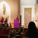 Advent Wreath Blessing & Jesse Tree Ceremony photo album thumbnail 2